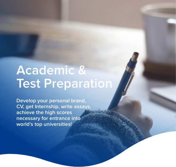 Academic & Test Preaparation