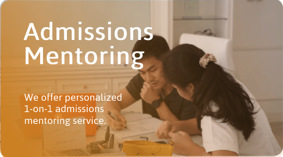 Admission Mentoring - ALL-in Eduspace
